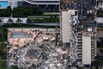 Asciende a 86 la cifra de muertos por derrumbe de edificio en Miami