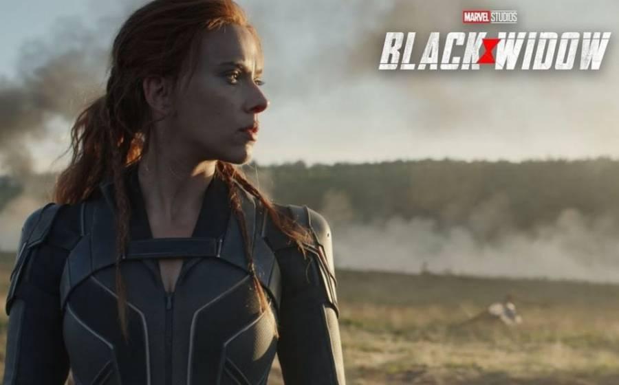 Black Widow rompe récord en taquilla