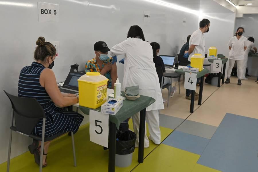 Unión Europea entregó vacunas contra Covid-19 para el 70% de su población adulta
