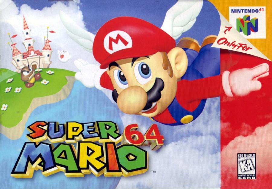 Cartucho de Super Mario 64 fue rematado en USD 1.5 millones