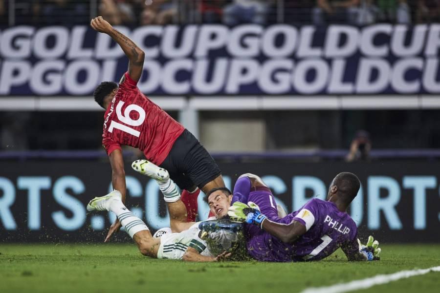 """Se despide el """"Chucky"""" Lozano de la Copa Oro"""
