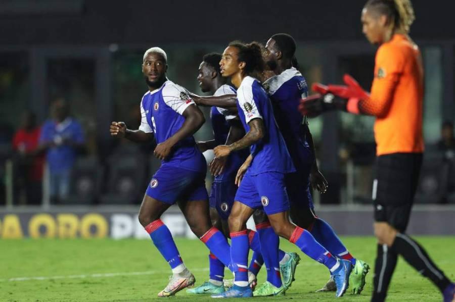Antes de su debut, cinco futbolistas de Haití dan positivo por Covid-19