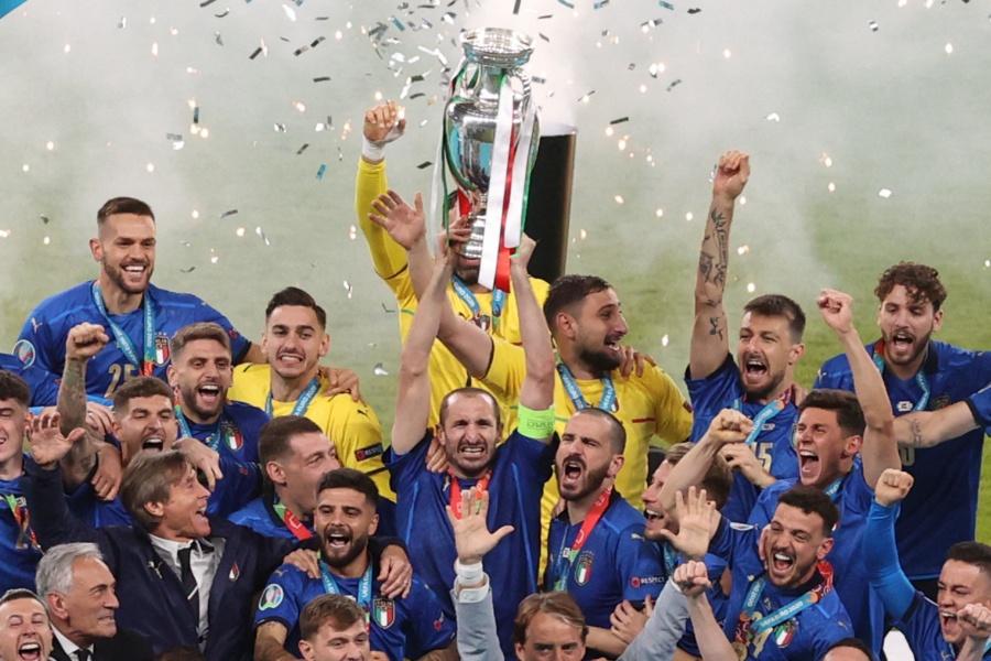 La Squadra Azzurra, nueva campeona de Europa