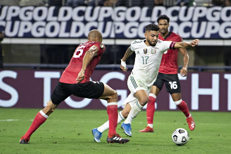 Noche de espanto para México en la Copa Oro