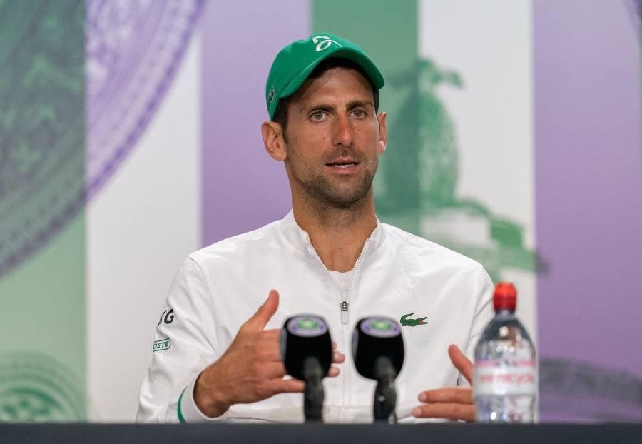 """""""Al 50%"""" las opciones de que Djokovic participe en Tokio 2020"""