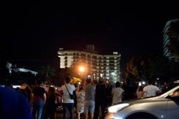 Sube a 90 la cifra de muertos en edificio colapsado en Miami