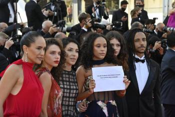 Cannes se pone enérgico sobre uso de cubrebocas; denuncian crisis por Covid en Brasil