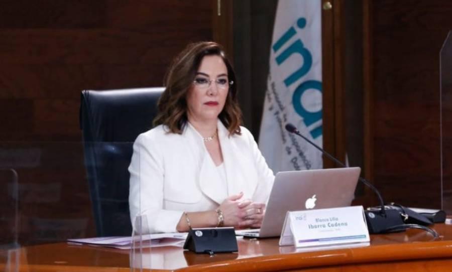 Comisionada Presidenta del INAI celebra el incremento de mujeres abogadas