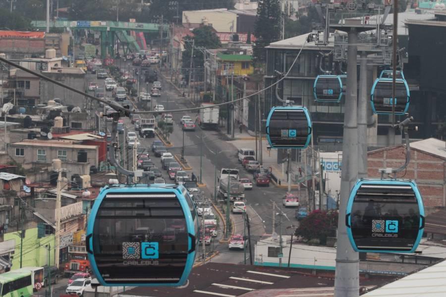 Gobierno de CDMX inaugura la Línea 1 del Cablebús