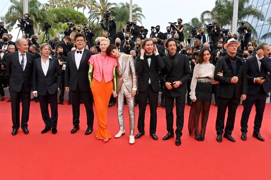 """Wes Anderson presenta en Cannes su oda a """"The New Yorker"""""""