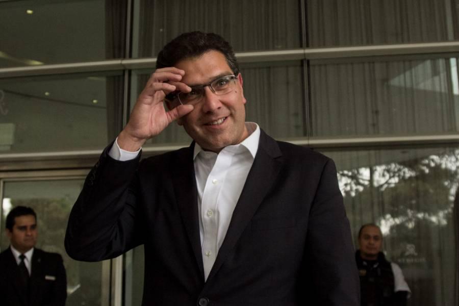 Armando Ríos Piter, nuevo rector de la Universidad de las Américas Puebla