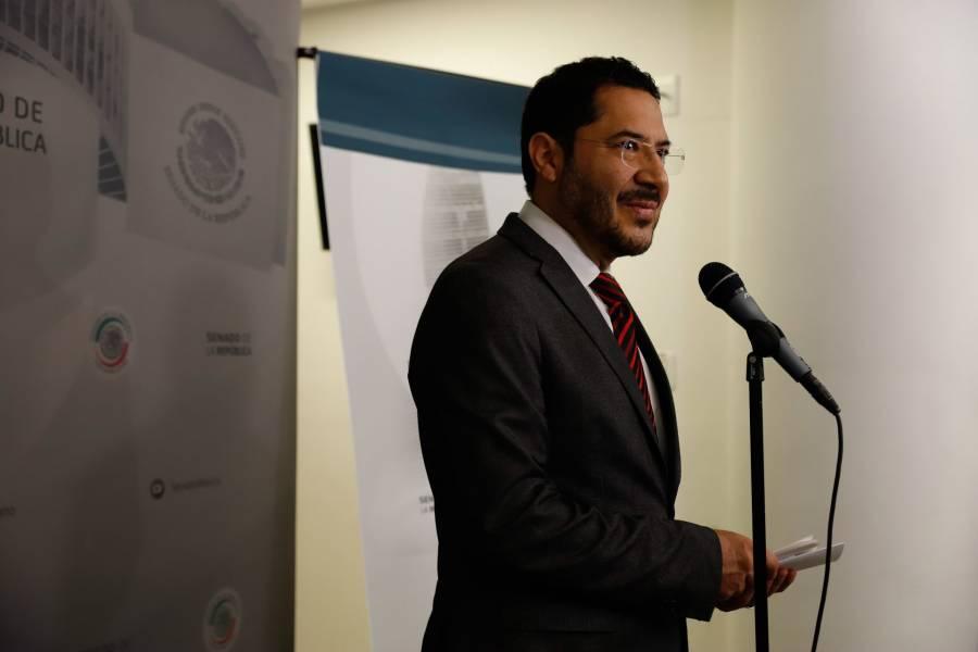 Martí Batres ofrece apertura al diálogo con partidos políticos y ciudadanía
