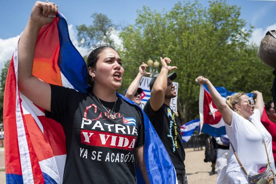 Tras protestas, EEUU pide a Cuba escuchar demandas de su población