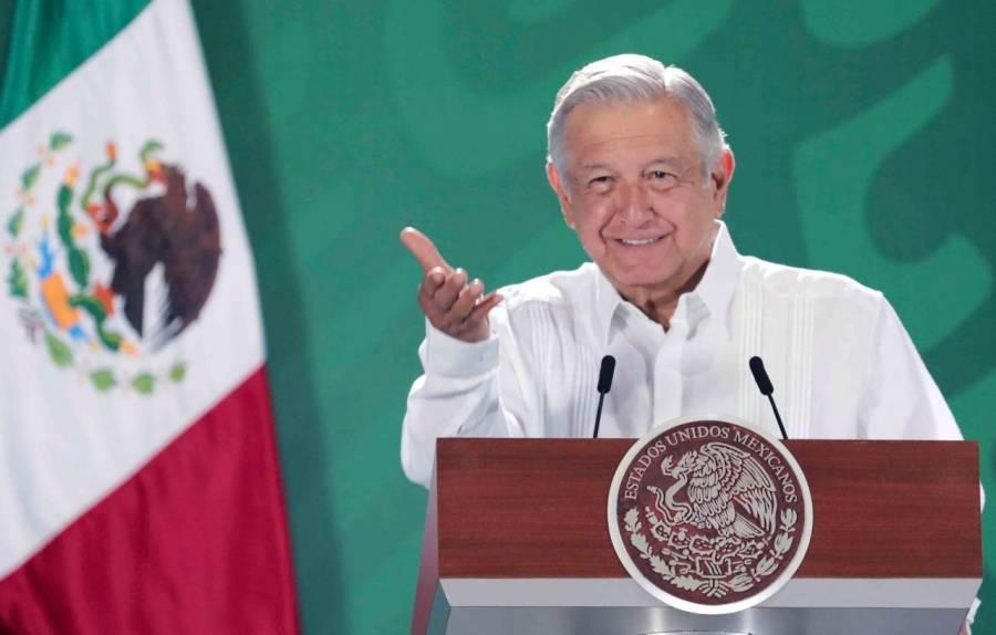 AMLO rechaza persecución política contra Ildefonso Guajardo