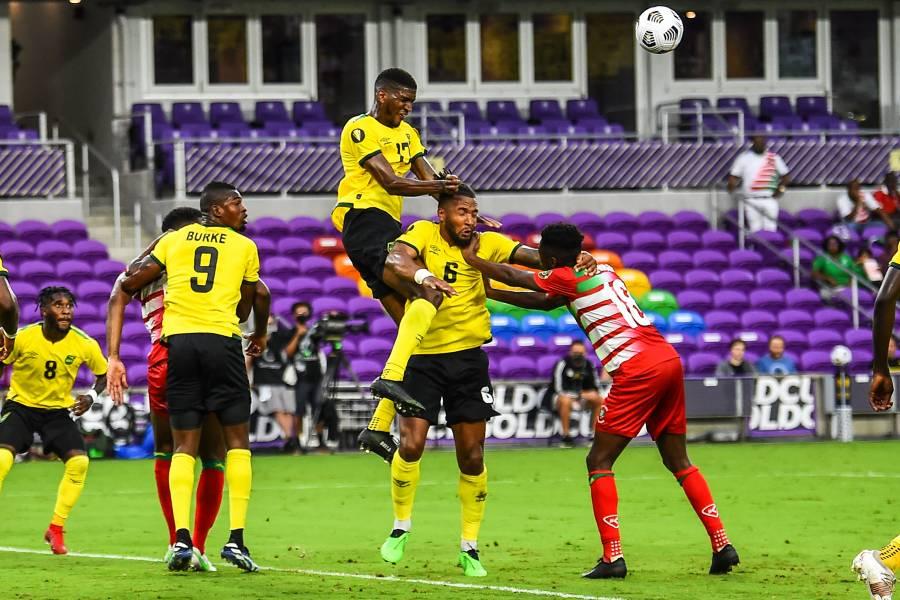 Copa Oro: Jamaica se impone 2-0 a un debutante Surinam
