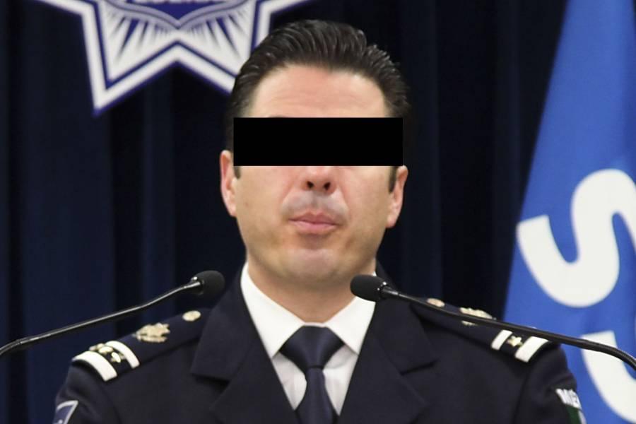 Dictan formal prisión contra Luis Cárdenas Palomino