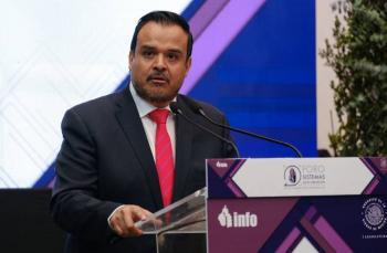 Presidente INFO CDMX: hablar de justicia abierta es hablar de derechos humanos