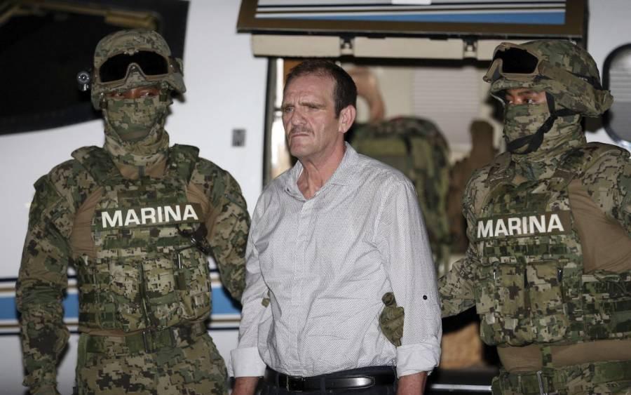 Reingresan a 'El Guero' Palma al penal del Altiplano, en Edomex