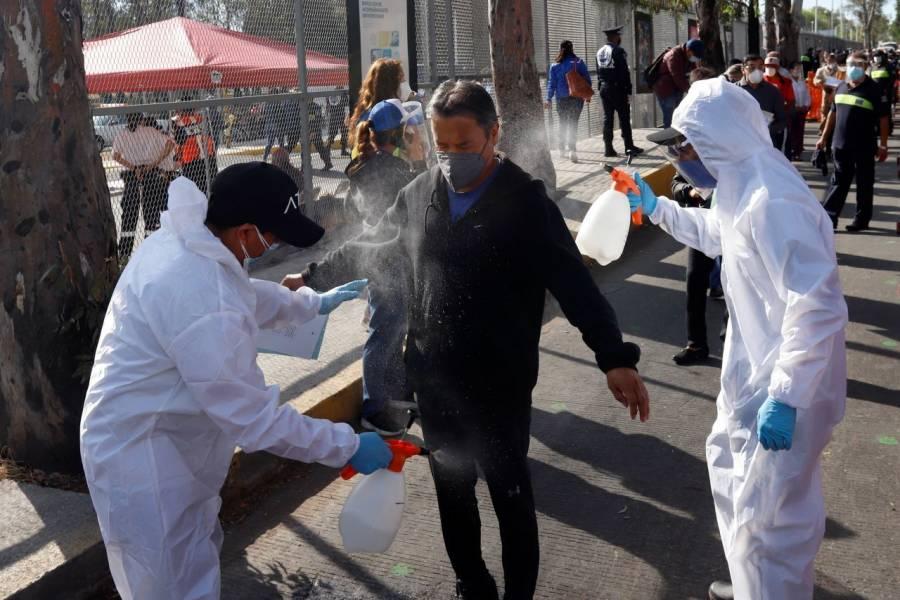 Gobierno de Puebla emite nuevas medidas contra el COVID-19