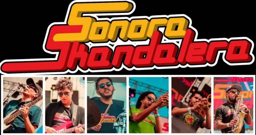 La Sonora Skandalera dice presente!
