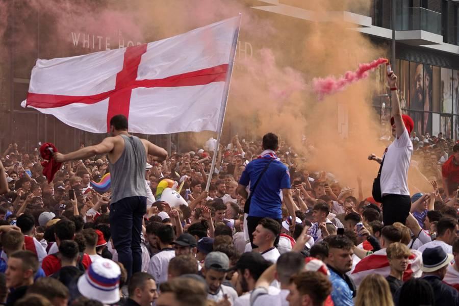 UEFA abre expediente disciplinario contra Inglaterra