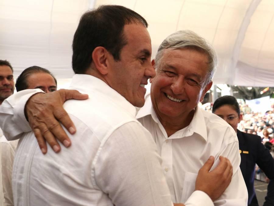 """Asegura """"El Cuau"""" que no renunciará a gubernatura de Morelos"""