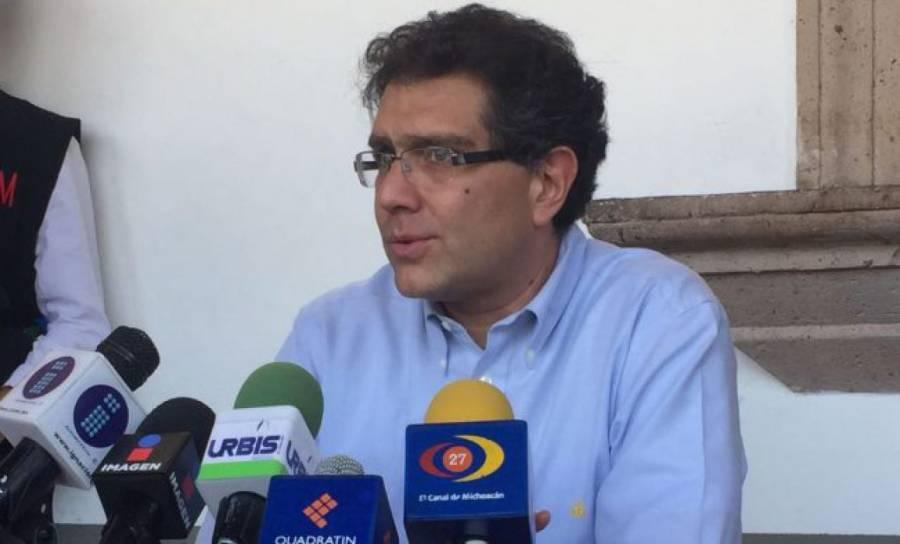 Designan a Ríos Piter como rector interino de la Udlap