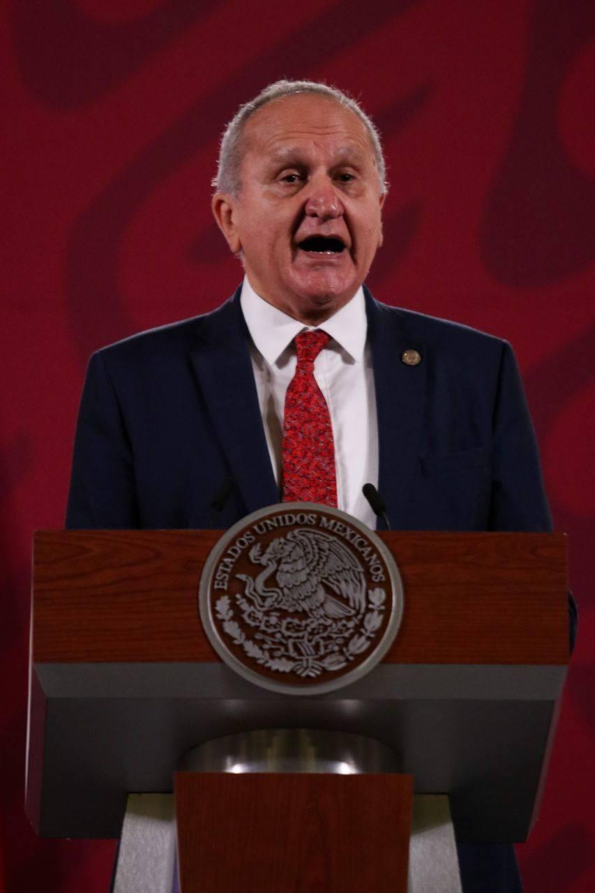 Ratifican a Seade Kuri como embajador de México en China