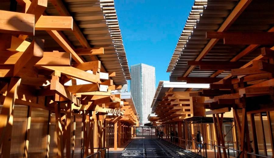 Villa Olímpica de Tokio abrió sus puertas