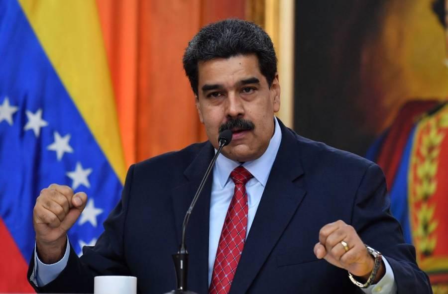 Nicolás Maduro confirma a México como sede de negociación con oposición venezolana