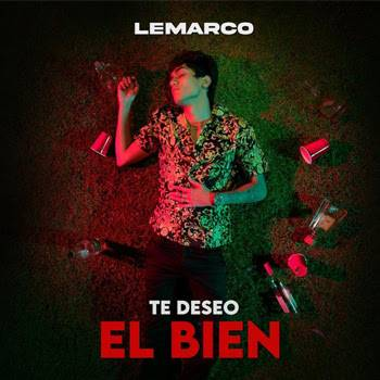 """Panameño Lemarco habla de amor y desamor en """"Te deseo el bien"""