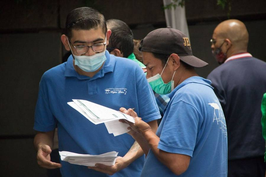 Arranca vacunación contra COVID-19 para adultos de 30 a 39 años en Iztapalapa e Iztacalco