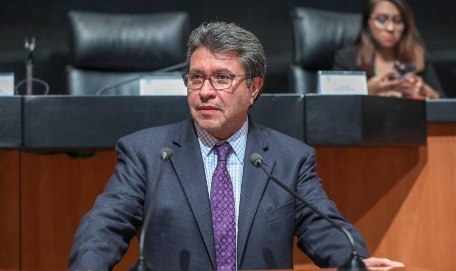Reitera Monreal que en Tamaulipas hay ingobernabilidad