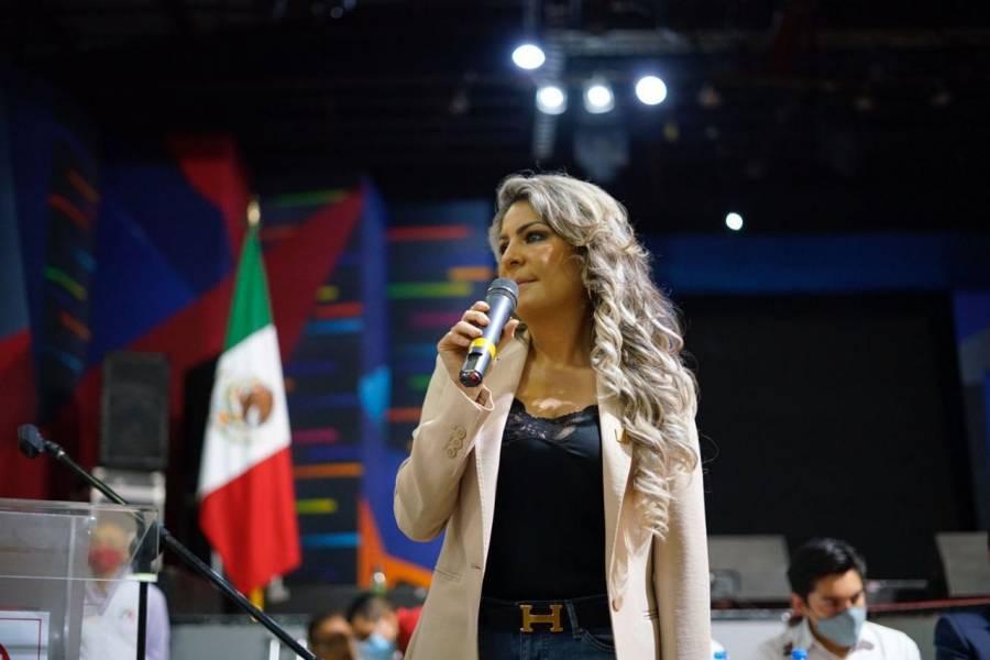 Gobierno de la CDMX debe adelantar vacunación en jóvenes para frenar pandemia: Noria Arias