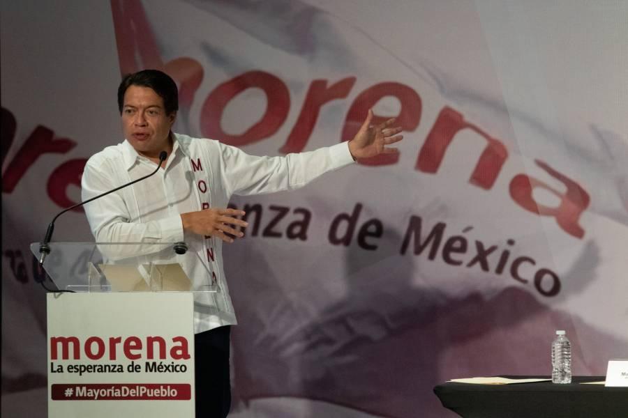 Pide líder de Morena a aspirantes presidenciales enfocarse en sus funciones