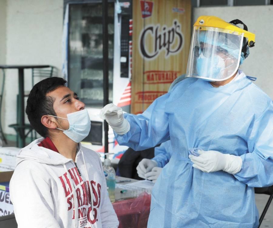 La Covid no para en México, en 24 horas se suman más de 12 mil contagios