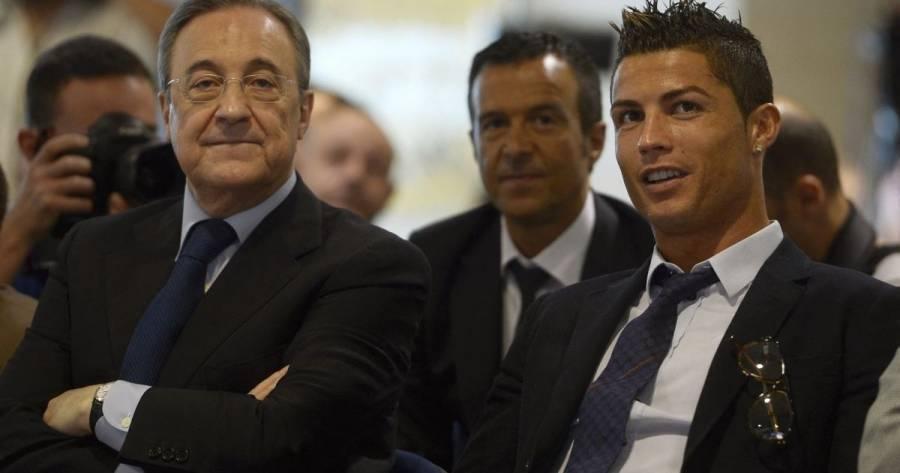 Presidente del Real Madrid arremete contra Cristiano y Mourinho
