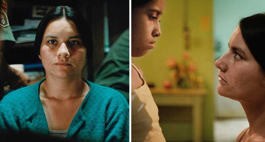 Sandra Melissa Torres, actriz colombiana, recibe premio en Cannes