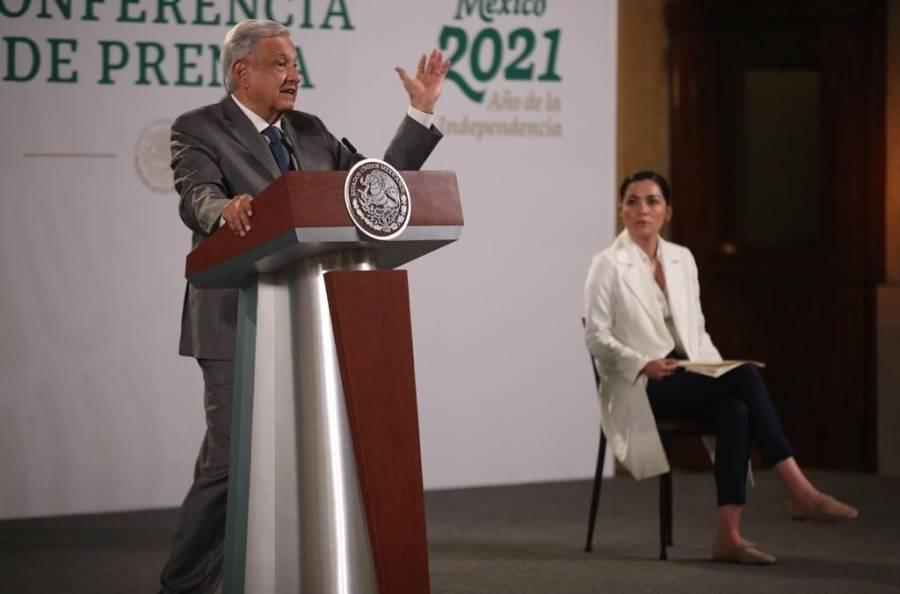 Se tienen diferencias con autoridades de España: López Obrador