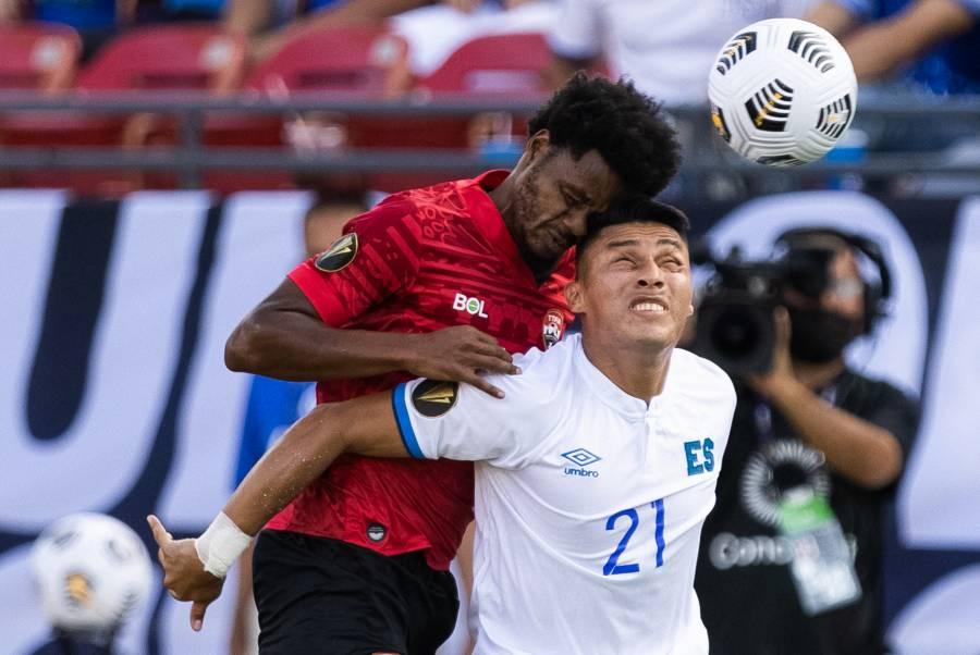 Copa Oro: El Salvador clasifica a segunda ronda; vence a Trinidad y Tobago 2-0