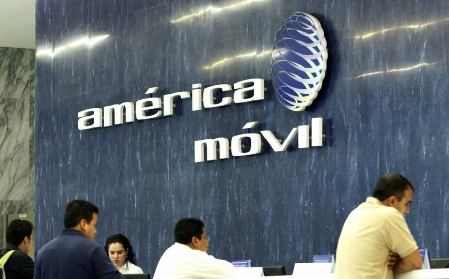 América Móvil registra alza de 120% en utilidad del 2° trimestre