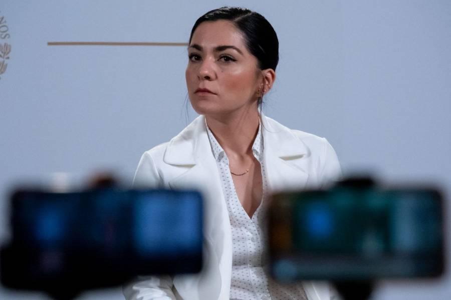"""""""Quién es quién en las mentiras de la semana"""" no cuestiona la crítica ni censura: Ana García Vilchis"""