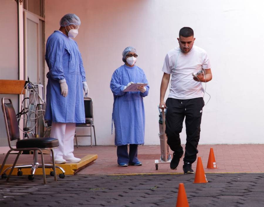 IMSS atiende a más de 177 mil derechohabientes recuperados de Covid-19