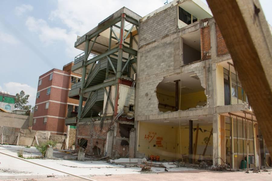 DRO del Colegio Rébsamen, sentenciado a 208 años de prisión