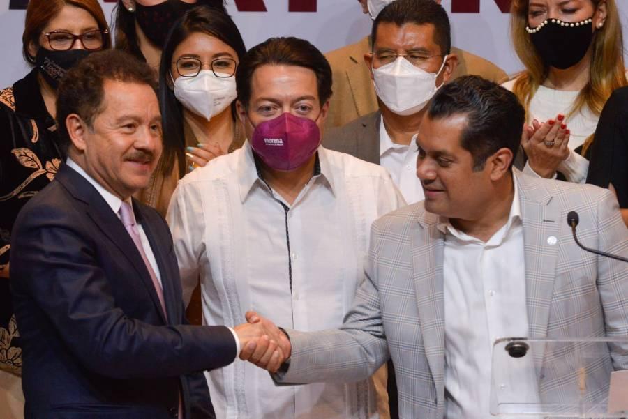 Morena buscará presidir la Cámara de Diputados; propondrá a Sergio Gutiérrez