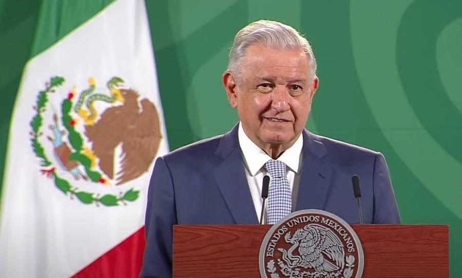 AMLO: Si no pacifico a México, no acreditaré históricamente mi gobierno