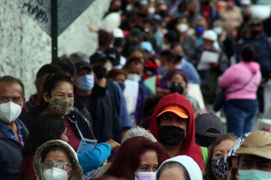 EdoMex reporta 27 mil 637 mexiquenses fallecidos por Covid-19 y 161 mil 476 casos confirmados