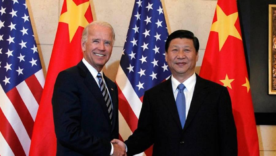 Joe Biden evalúa crear un 'teléfono rojo' con China
