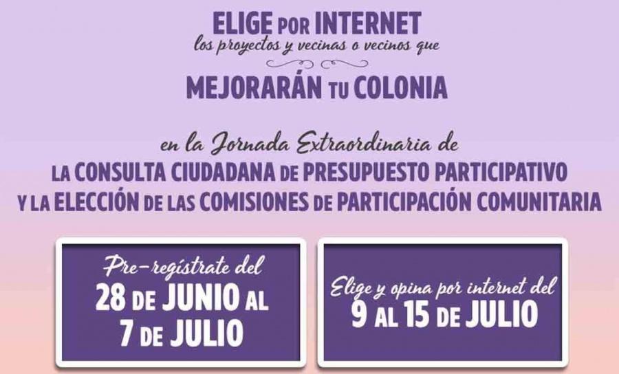 IECM publica listado de Centros Receptores de Votación y Opinión para votar en la Jornada Extraordinaria en la CDMX