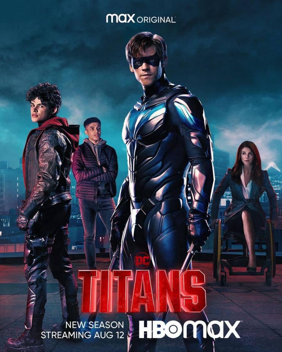"""La """"muerte"""" de Jason Todd destaca en el tráiler de la tercera temporada de """"Titans"""""""